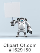 Robot Clipart #1629150 by Julos