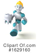 Robot Clipart #1629160 by Julos