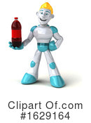 Robot Clipart #1629164 by Julos