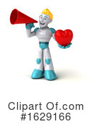 Robot Clipart #1629166 by Julos