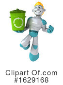 Robot Clipart #1629168 by Julos