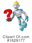 Robot Clipart #1629177 by Julos
