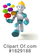 Robot Clipart #1629188 by Julos
