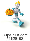 Robot Clipart #1629192 by Julos