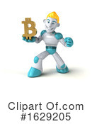 Robot Clipart #1629205 by Julos