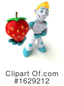Robot Clipart #1629212 by Julos