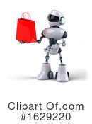 Robot Clipart #1629220 by Julos