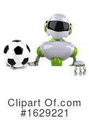 Robot Clipart #1629221 by Julos