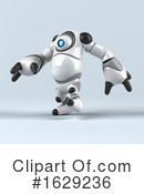Robot Clipart #1629236 by Julos
