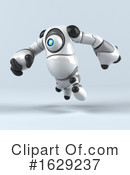 Robot Clipart #1629237 by Julos