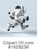 Robot Clipart #1629238 by Julos