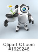 Robot Clipart #1629246 by Julos