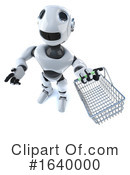 Robot Clipart #1640000 by Steve Young