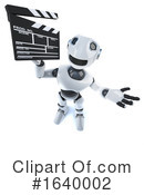 Robot Clipart #1640002 by Steve Young