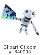 Robot Clipart #1640003 by Steve Young
