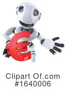 Robot Clipart #1640006 by Steve Young