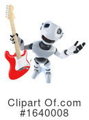 Robot Clipart #1640008 by Steve Young