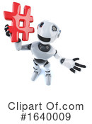 Robot Clipart #1640009 by Steve Young