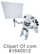 Robot Clipart #1640012 by Steve Young