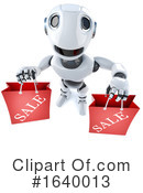 Robot Clipart #1640013 by Steve Young