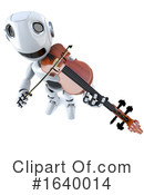 Robot Clipart #1640014 by Steve Young