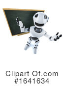 Robot Clipart #1641634 by Steve Young