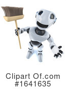 Robot Clipart #1641635 by Steve Young