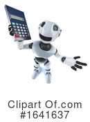 Robot Clipart #1641637 by Steve Young