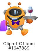 Robot Clipart #1647889 by Morphart Creations