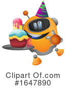 Robot Clipart #1647890 by Morphart Creations