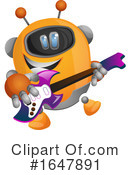 Robot Clipart #1647891 by Morphart Creations