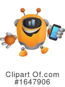 Robot Clipart #1647906 by Morphart Creations