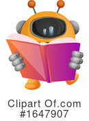 Robot Clipart #1647907 by Morphart Creations