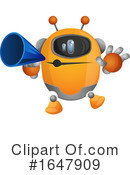 Robot Clipart #1647909 by Morphart Creations