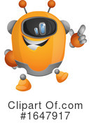 Robot Clipart #1647917 by Morphart Creations