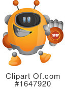 Robot Clipart #1647920 by Morphart Creations