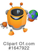 Robot Clipart #1647922 by Morphart Creations