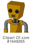 Robot Clipart #1649265 by Leo Blanchette