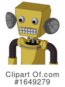 Robot Clipart #1649279 by Leo Blanchette