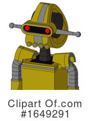 Robot Clipart #1649291 by Leo Blanchette