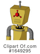 Robot Clipart #1649295 by Leo Blanchette