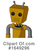 Robot Clipart #1649296 by Leo Blanchette