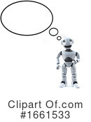 Robot Clipart #1661533 by Steve Young