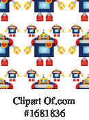 Robot Clipart #1681836 by Graphics RF
