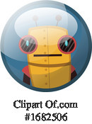 Robot Clipart #1682506 by Morphart Creations