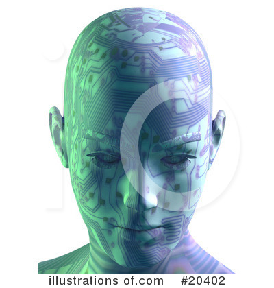 Circuit Board Clipart #20402 by Tonis Pan