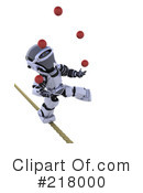 Robot Clipart #218000 by KJ Pargeter