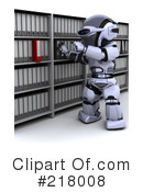 Robot Clipart #218008 by KJ Pargeter