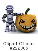 Robot Clipart #222005 by KJ Pargeter