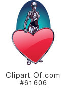 Robot Clipart #61606 by r formidable
